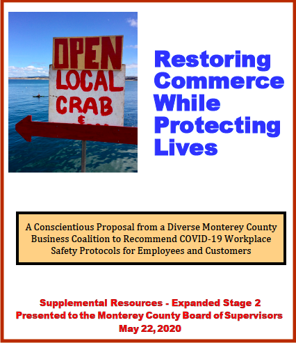 Restoring Commerce While Protecting Lives - Supplemental Resources - Expanded Stage 2