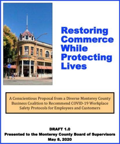 Restoring Commerce While Protecting Lives